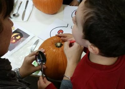 Laboratorio di Halloween 2