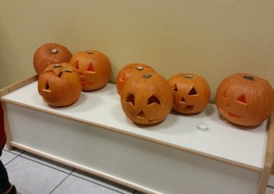 Laboratorio di Halloween